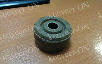 Уплотнитель из полимерного композита для ролика конвейерного