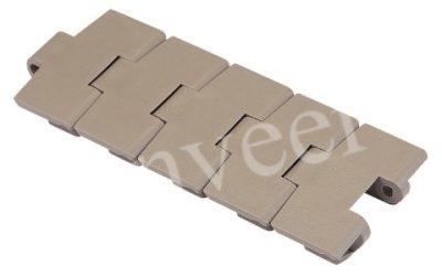 Поворотная пластиковая пластинчатая цепь серии 880 B