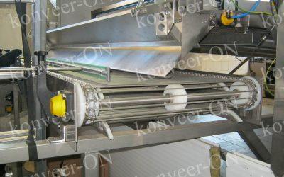 Сетка стальная конвейерная