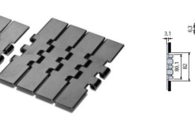 Серия 512 – стальные цепи прямоидущие